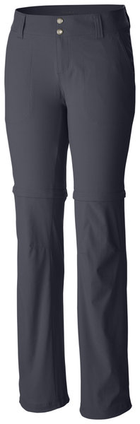 Columbia Saturday Trail II Stretch Convertible Pant - Women's Color: India Ink